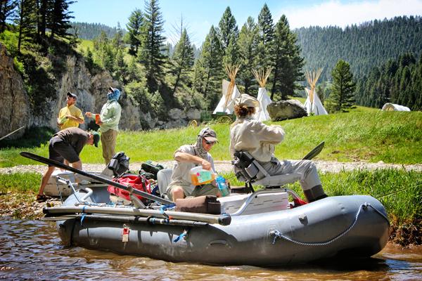 guide raft