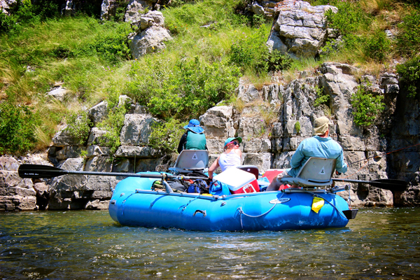 crosscurrents rental raft